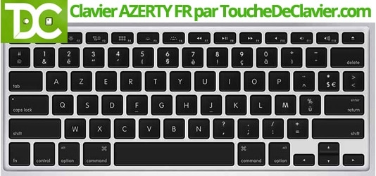 Transformer Clavier MacBook En Azerty