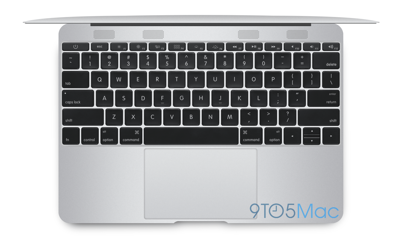 clavier macbook air 12